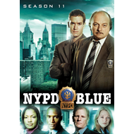 NYPD Blue - Sesong 11 (DVD - SONE 1)