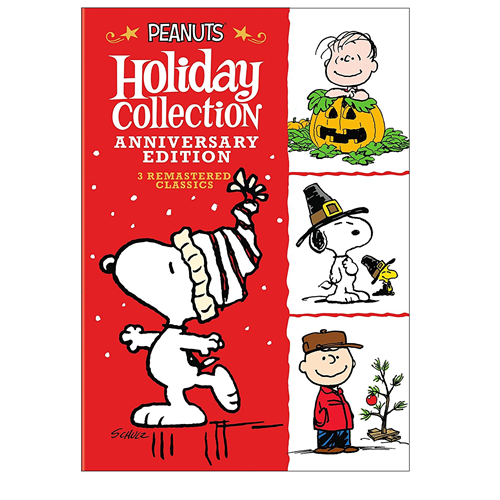 Peanuts Holiday Collection - Anniversary Edition (DVD - SONE 1)