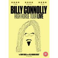 Billy Connolly - High Horse Tour (UK-import) (DVD)