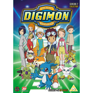 Digimon - Sesong 2 (UK-import) (DVD)