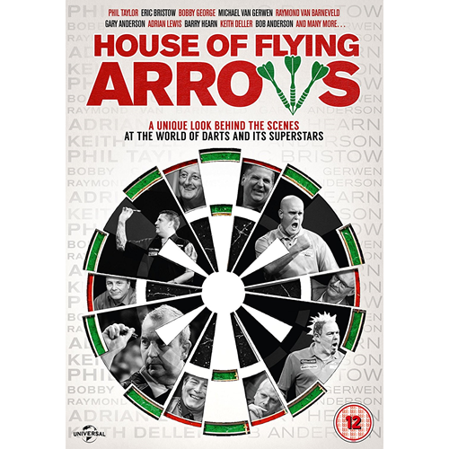 House Of Flying Arrows (UK-import) (DVD)
