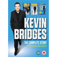 Kevin Bridges - The Complete Story (UK-import) (DVD)