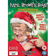 Mrs Brown's Boys: Crackin' Christmas (UK-import) (DVD)