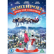 Northpole - Open For Christmas (UK-import) (DVD)