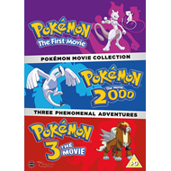 Produktbilde for Pokemon - Movie Collection (UK-import) (DVD)