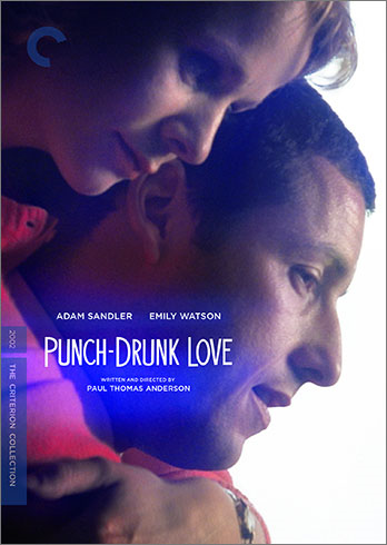 Punch-Drunk Love - Criterion Collection (DVD - SONE 1)