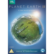 Planet Earth II (UK-import) (DVD)