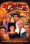 Cheers - Sesong 2 (DVD)