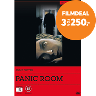 Produktbilde for Panic Room (DVD)