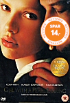 Produktbilde for Girl With A Pearl Earring (UK-import) (DVD)