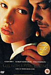 Girl With A Pearl Earring (UK-import) (DVD)