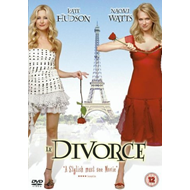 Le Divorce (UK-import) (DVD)