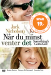 Produktbilde for Something's Gotta Give / Når Du Minst Venter Det (UK-import) (DVD)