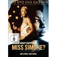 Nina Simone - What Happened Miss Simone? (DVD)
