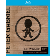 Peter Gabriel - Growing Up Live & Still Growing Up Live/Unwrapped (UK-import) (Blu-ray+DVD)