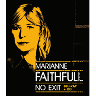 Produktbilde for Marianne Faithfull - No Exit (DVD + CD)