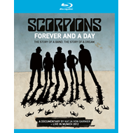 Scorpions - Forever And A Day + Live In Munich (UK-import) (BLU-RAY)