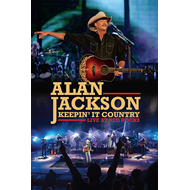 Alan Jackson - Keepin' It Country: Live At Red Rocks (DVD)