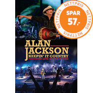 Produktbilde for Alan Jackson - Keepin' It Country: Live At Red Rocks (UK-import) (DVD)