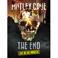 Produktbilde for Mötley Crüe - The End: Live In Los Angeles (UK-import) (DVD)