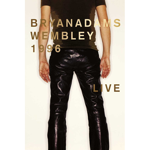 Bryan Adams - Wembley 1996 Live (DVD)