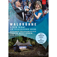Waldbühne 2016 From Berlin: Czech Night (DVD)