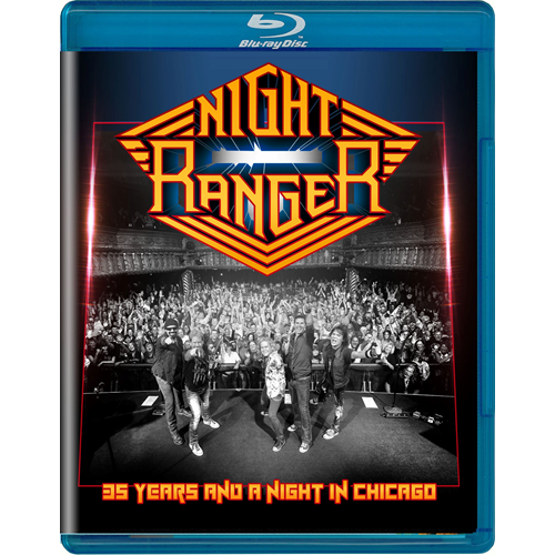 35 Years And A Night In Chicago (BLU-RAY)