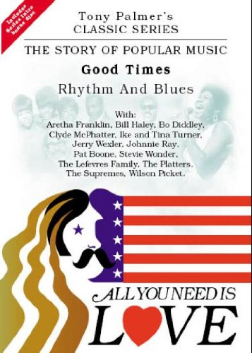 All You Need Is Love - The Story Of Popular Music Vol 9: Good Times - Rhythm And Blues (DVD)
