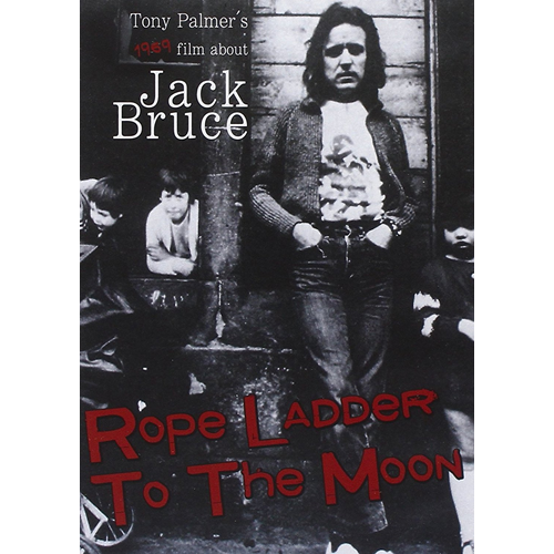 Jack Bruce - Rope Ladder To The Moon (DVD)