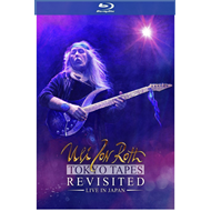 Uli Jon Roth - Tokyo Tapes Revisited: Live In Japan (Blu-ray + 2CD)