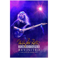 Uli Jon Roth - Tokyo Tapes Revisited: Live In Japan (DVD)