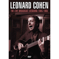 Leonard Cohen - The Live Broadcast Session 1985-1993 (Kalvøya '85 & Oslo Konserthus '88) (DVD)