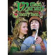 Maid Marian And Her Merry Men - The Complete Series (UK-import) (DVD)