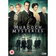 Murdoch Mysteries - Sesong 8 (UK-import) (DVD)