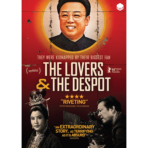 The Lovers And The Despot (UK-import) (DVD)