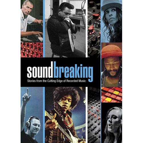 Soundbreaking: Stories From The Cutting Edge Of Recorded Music (DVD - SONE 1)