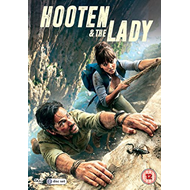 Hooten And The Lady - Sesong 1 (UK-import) (DVD)