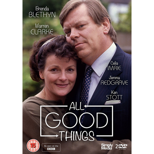All Good Things (UK-import) (DVD)