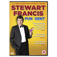 Stewart Francis - Pungent (UK-import) (DVD)