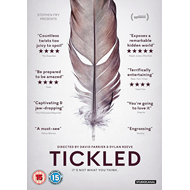 Tickled (UK-import) (DVD)