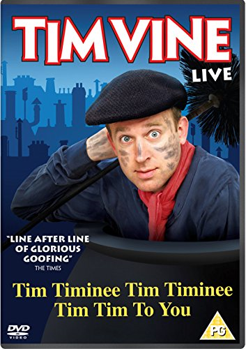 Tim Vine - Tim Timinee Tim Timinee Tim Tim To You (UK-import) (DVD)