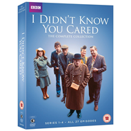 I Didn't Know You Cared - The Complete Series (UK-import) (DVD)