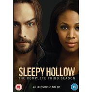 Produktbilde for Sleepy Hollow - Sesong 3 (DVD)