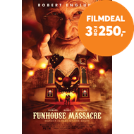 Produktbilde for The Funhouse Massacre (DVD)