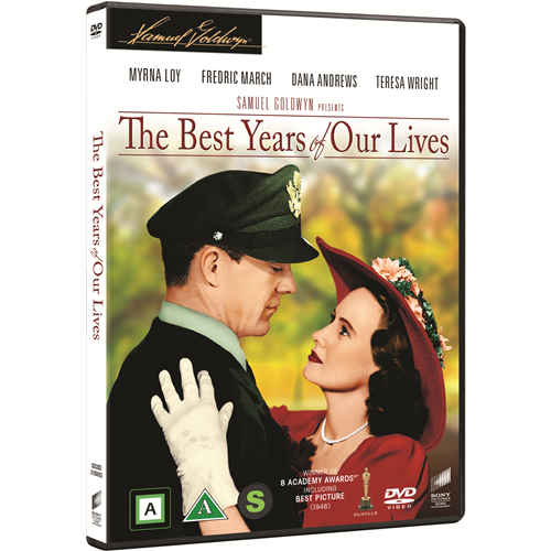 The Best Years Of Our Lives (DVD)
