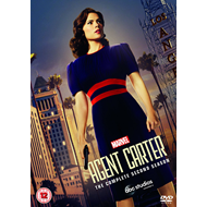 Agent Carter - Sesong 2 (UK-import) (DVD)