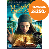 Produktbilde for Molly Moon And The Incredible Book Of Hypnotism (UK-import) (DVD)