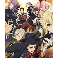 Seraph Of The End - Series 1 Part 2 (UK-import) (DVD)