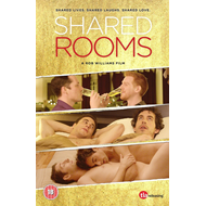 Produktbilde for Shared Rooms (UK-import) (DVD)