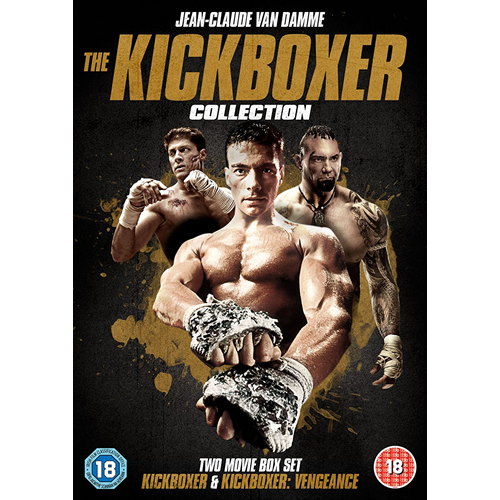 The Kickboxer Collection (UK-import) (DVD)